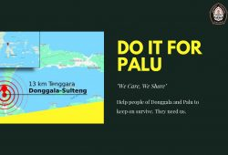 We Share, We Care Donggala and Palu